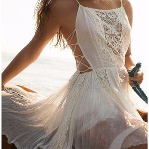Free People FP One Louisa Mini Dress